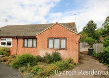 Thumbnail 2 bed semi-detached bungalow for sale in Tillett Close, Ormesby, Great Yarmouth