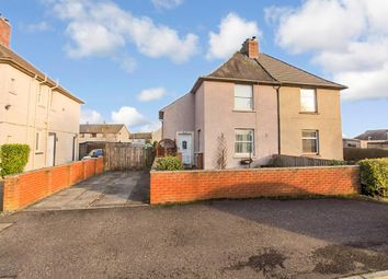 Thumbnail 2 bed semi-detached house to rent in Flutorum Avenue, Thornton, Kirkcaldy