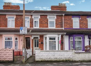 Thumbnail 3 bed terraced house for sale in Station Road, Swindon