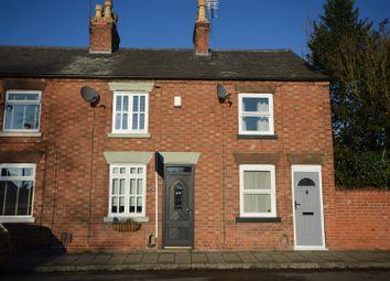 Thumbnail 2 bed terraced house for sale in The Green, Ruddington, Nottingham