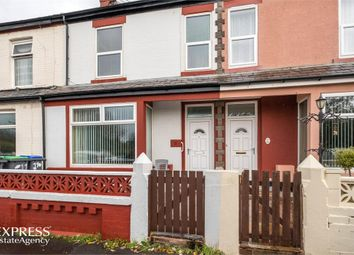 Thumbnail 4 bed terraced house for sale in Westbourne Avenue, Blackpool, Lancashire