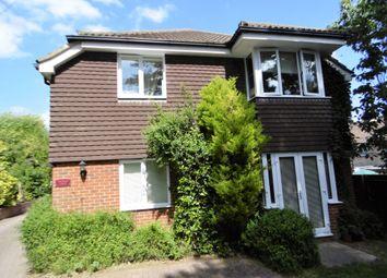 Thumbnail 2 bed flat to rent in Kings Furlong Drive, Kings Furlong, Basingstoke
