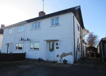Thumbnail 3 bed semi-detached house for sale in Hinton Road, Hereford