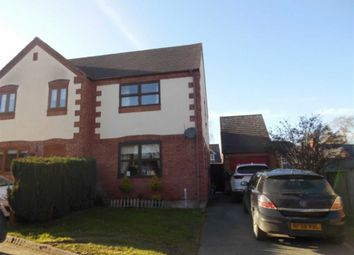 Thumbnail 2 bed semi-detached house to rent in 4, Chapel Fields, Revel, Welshpool, Powys