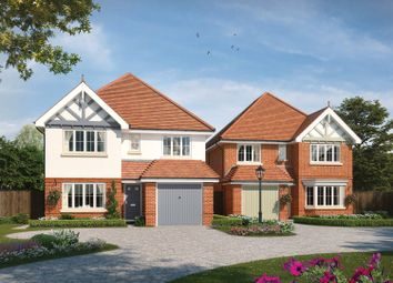 Thumbnail 5 bed detached house for sale in Fern Acre Gardens, Jackets Lane, Northwood, Middlesex