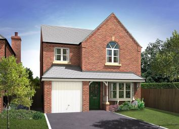 Thumbnail 4 bed detached house for sale in Foxwood Chase, Huncoat, Accrington