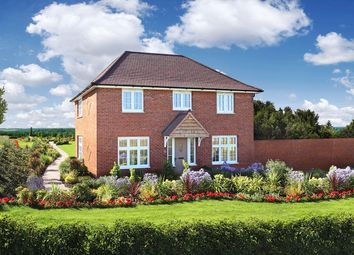 "Thumbnail 3 bedroom detached house for sale in ""Amberley"" at Cot Hill, Llanwern, Newport"