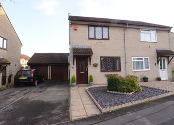 Thumbnail 2 bed semi-detached house for sale in Moor Croft Drive, Longwell Green, Bristol