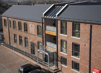 Thumbnail 1 bed flat to rent in Telford House, Warwick Road, Carlisle