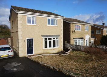 Thumbnail 3 bed detached house for sale in Hilltop, Llanelli