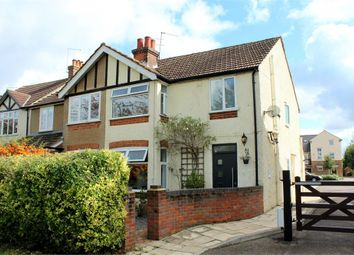 Thumbnail 3 bed semi-detached house for sale in Sandridge Road, St Albans, Hertfordshire
