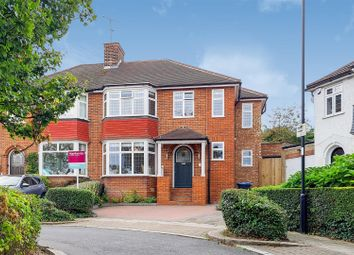 Thumbnail 4 bed property for sale in Elmbank, Southgate