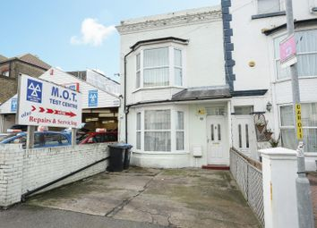 Thumbnail 3 bedroom end terrace house for sale in Godwin Road, Cliftonville, Margate