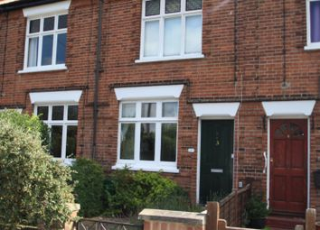 Thumbnail 2 bed terraced house to rent in The Street, Ardleigh, Colchester