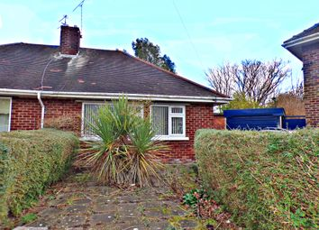 Thumbnail 1 bed semi-detached bungalow for sale in Pennine Road, Bebington, Wirral