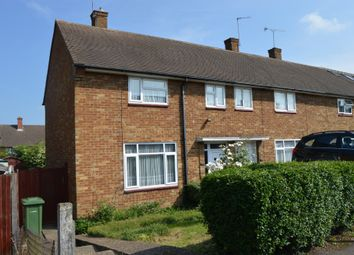 Thumbnail 2 bed end terrace house for sale in Dewsbury Gardens, Romford