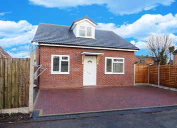 Thumbnail 2 bedroom detached bungalow for sale in Kenilworth Close, Tipton