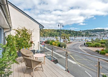 Thumbnail 3 bed semi-detached house for sale in Coombe Road, Dartmouth, Devon