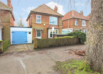 Thumbnail 4 bed detached house for sale in The Avenues, Norwich