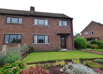 Thumbnail 3 bed semi-detached house for sale in Croft Road, Brampton, Cumbria