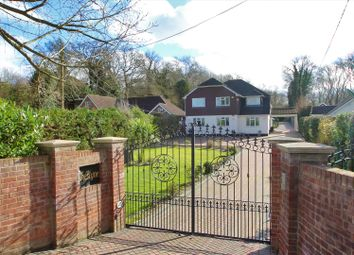 Manor Drive, Hartley, Longfield, Kent DA3. 5 bed detached house for sale