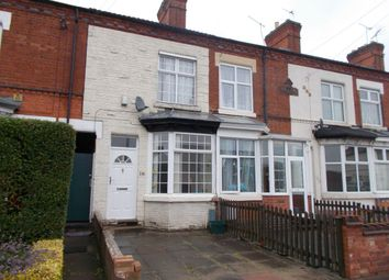 Thumbnail 2 bed terraced house to rent in Moat Street, Wigston