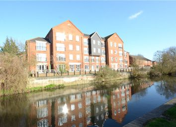 Thumbnail 2 bedroom flat for sale in Hunters Wharf, Katesgrove Lane, Reading