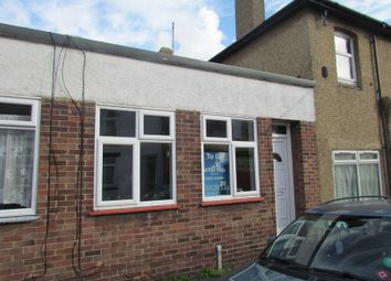 Thumbnail 1 bedroom bungalow to rent in Hamilton Street, Parkeston, Harwich