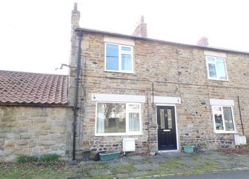 Thumbnail 2 bedroom cottage to rent in Low Green, Darlington