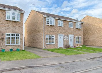 Thumbnail 3 bed semi-detached house for sale in Shepherds Court, Bengeo, Hertford