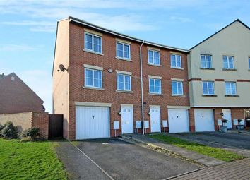 Thumbnail 4 bed end terrace house for sale in Neptune Crescent, Swindon, Wiltshire