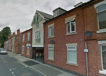 Thumbnail 2 bed flat to rent in Ogle Street, Hucknall, Nottingham