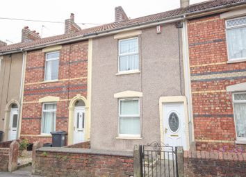 Thumbnail 2 bed terraced house for sale in Cross Street, Kingswood, Bristol