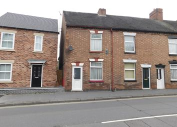 Thumbnail 2 bedroom end terrace house for sale in St Peters Street, Stapenhill