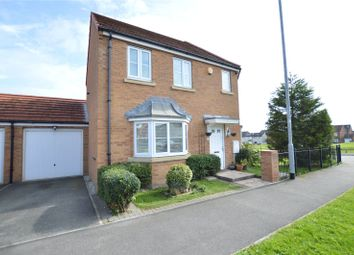 Thumbnail 3 bed link-detached house for sale in Whinmoor Way, Leeds