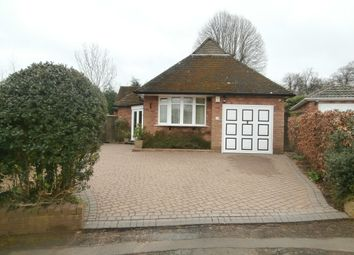 Thumbnail 2 bed detached bungalow for sale in Belwell Drive, Four Oaks, Sutton Coldfield