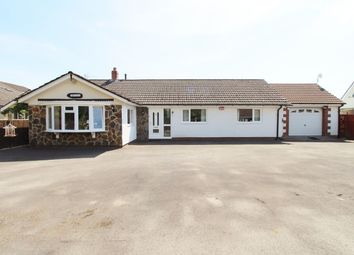 Thumbnail 3 bed detached bungalow for sale in Goldcliff, Newport