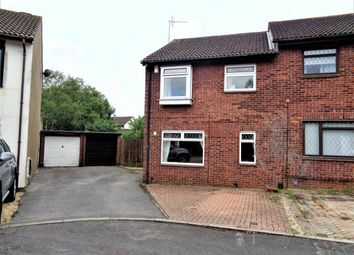 Thumbnail 3 bed semi-detached house to rent in Stourton Drive, Barrs Court, Longwell Green