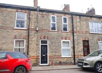 Thumbnail 3 bedroom terraced house for sale in Salisbury Terrace, Leeman Road, York