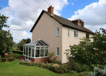 Thumbnail 2 bed semi-detached house for sale in Stringston, Bridgwater