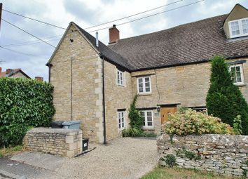 Thumbnail 3 bed cottage for sale in Ducklington, Brecon Cottage, Tristram Road