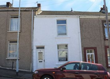 Thumbnail 2 bed terraced house for sale in Inkerman Street, Swansea