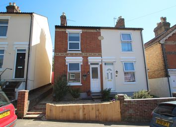 Thumbnail 2 bed semi-detached house for sale in Ringham Road, Ipswich