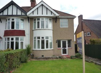 Thumbnail Semi-detached house to rent in Goetre Fach Road, Killay, Swansea