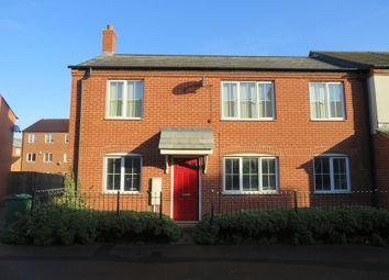 Thumbnail 2 bed property for sale in Leonard Street, Bulwell, Nottingham