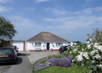 Thumbnail 3 bed bungalow for sale in Llanon