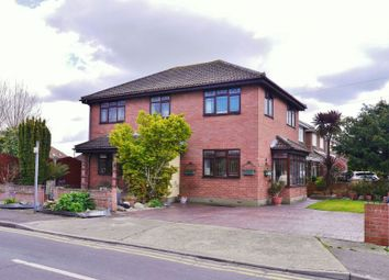 Thumbnail 4 bed detached house for sale in Furtherwick Road, Canvey Island