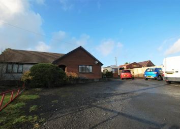 Thumbnail 3 bed detached bungalow for sale in Saron Road, Saron, Ammanford