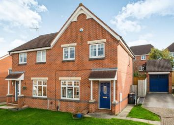 Thumbnail 3 bed semi-detached house for sale in Bramble Close, Killinghall, Harrogate, North Yorkshire