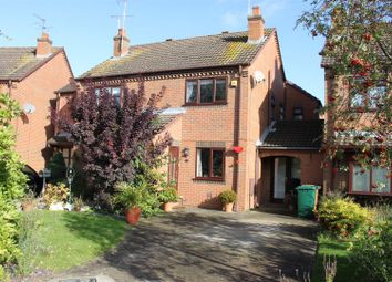 4 bed semi-detached house for sale in Saxon Grove, Willington, Derbyshire DE65